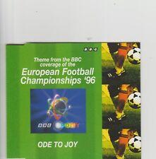 Ode To Joy- Euro's 1996  BBC theme UK cd single