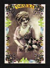 """Tarabela"" Boutique & Gift Shop (La Couna) Advertising Postcard Antique Photo"