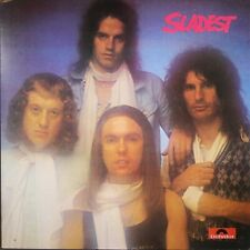 Slade Sladest LP Polydor Deluxe 2442 119 UK Press Gatefold Booklet inside Cover
