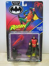 1992 KENNER DC ACTION FIGURE MOC BATMAN RETURNS ROBIN GRAPPLING HOOK NEW SEALED