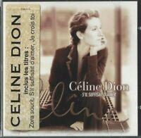 CD CÉLINE DION S'IL SUFFISAIT D'AIMER   2402