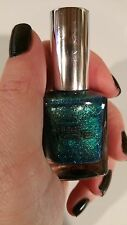Pure Ice by Bari Champagne Nail Polish Lacquer blue green gold duochrome shimmer