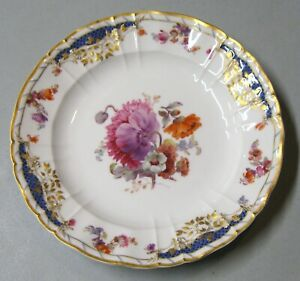"KPM Floral Royal Palace 9 3/4"" Dinner Plate # 2"