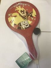 Ben 10 Table Tennis Racket Paddle Bats Ping Pong Family Game (e1)