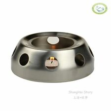 Stainless Steel Candle Warmer Base for Heat Resistant Teapot