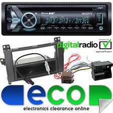 Mercedes Vito W639 2006-15 SONY DAB Bluetooth CD MP3 USB Car Stereo Fitting Kit