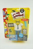 The Simpsons World Of Springfield DR. Marvin Monroe Figure NIB Playmates New
