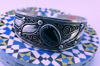 "Bracelets argent  maroc berbère  fait main 'nbala"" - Moroccan craft Berber"