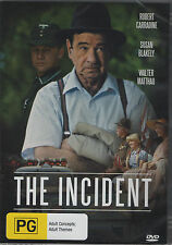 E36 BRAND NEW The Incident DVD Robert Carradine, Susan Blakely & Walter Matthau