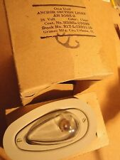 1 EA GRIMES Mil Spec AN 3088-2 Clear Anchor Section Light with 26V lamp
