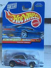 Hot Wheels 1999 *Porsche Carrera* X-Treme Speed Series Sammlerstück / OVP