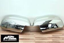 Carcasas retrovisores cromadas para Opel Vectra C