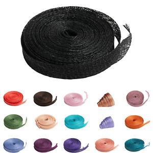 Ribbon Sinamay Bias Binding 1cm x 1.4m BR053