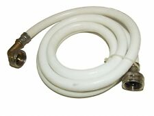 SIMPSON WASHING MACHINE DISHWASHER PVC WHITE BODY INLET HOSE 1.5M 90 DEG W065A
