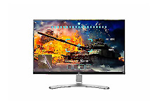 LG 27UD68-W 27in 4K UHD IPS LED Monitor with FreeSync - White (Great Condition )