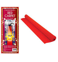 4.5m Red Carpet - Floor Runner Prom Birthday Party Prop Decoration VIP Hollywood