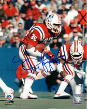 Mosi Tutupu New England Patriots Signed Autographed Home 8x10 Photo
