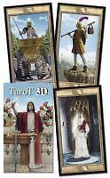 3D Grand Trumps Tarot Deck (Cards)