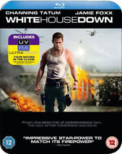 White House Down STEELBOOK Blu-ray Blu-ray NEUF (sbrb0565sbuv)