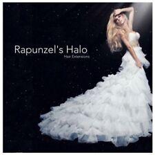 "Rapunzel's Halo - Premium Quality 22"" 140g+ Halo 100% Human Hair Extensions"