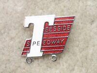 Teesside Speedway Vintage Motorcycle Racing Pin Badge