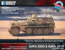 Sdkfz expansión 250/3 y 251/3 escala 1/56 - Rubicon 280039-P3