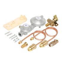 Bromic 6060535 Manual Change Over LPG Gas Regulator Kit