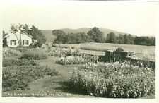 Bread Loaf VT x The Garden 1944 RPPC