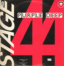 PURPLE DEEP / TONES ENERGY - Untitled - S.O.B. (Sound Of The Bomb)