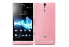 "4.3"" Sony Ericsson Xperia SL LT26ii 32GB GPS NFC 12MP Libre TELEFONO MOVIL Rosa"