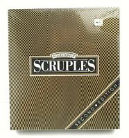 Vtg 1987 A Question of Scruples 2nd Edition New Sealed-Milton Bradley Board Game