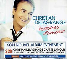 CD - CHRISTIAN DELAGRANGE - Histoire D'Amour