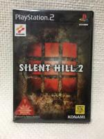 Silent Hill 2 PS2 Action Horror Game