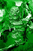Creature From the Black Lagoon 11 x 17 High Quality Poster