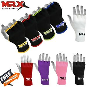 MRX Boxing Inner Gloves Quick Hand wraps Punch Bag Training MMA Martial Arts