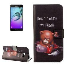 FUNDA PROTECTORA estampado 23 para Samsung Galaxy A5 a520f 2017 Estuche
