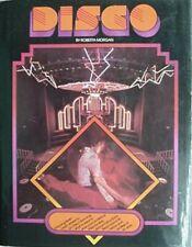 DISCO, 1979 BOOK (STEPS, DRESS, HISTORY, TRAVOLTA, BEE GEES, CHER, KANE +