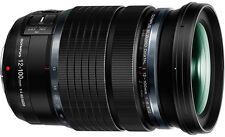 Olympus m. Zuiko 12-100 mm f/4 ed is objetivamente MFT