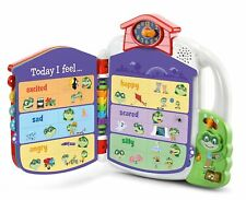 LeapFrog Tad's Get Ready for School Book Free Shipping  00004000