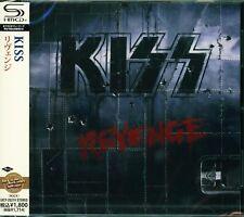 KISS REVENGE 2013 JAPAN SHM HIGH FIDELITY CD - NEW/GIFT QUALITY - ERIC CARR