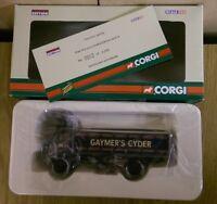 Corgi CC13310 Austin 4 Wheel Dray & Crates Gaymers Cider Ltd Ed. 0002 of 2200