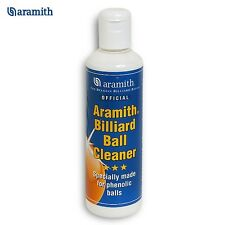 Billard Billiard Ball Kugel Kugelreiniger Cleaner Aramith 250 ml