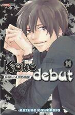 ** Rare ** Manga KOKO DEBUT - Tome 14 - TBE - Panini Manga -