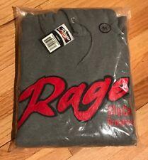 Rage Applique Hooded Sweatshirt
