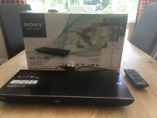 Sony BDP-S490 3D Blu-Ray Player. Good Working Conditon.