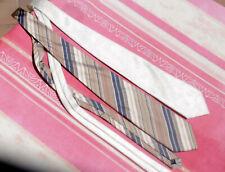 LOT de 2 cravates en soie Torrente, Elios Impeccables