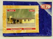 "HELJAN HO U/A ""WEEKEND COTTAGE"" PLASTIC MODEL KIT #217"