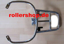 Gepäckträger hinten chrom Vespa LX, Vespa S 50-150, Zubehör, starr