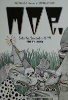 moe. Bob Weir Fillmore Poster - F292 9/27/1997 Mint