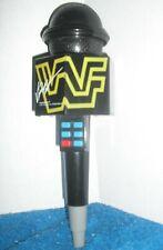 RARE Jakks Toys 1997 VINCE McMAHON Official Ringside Microphone WWF WWE
